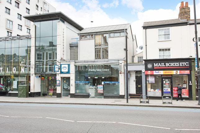 Thumbnail Retail premises to let in Clapham High Street, London