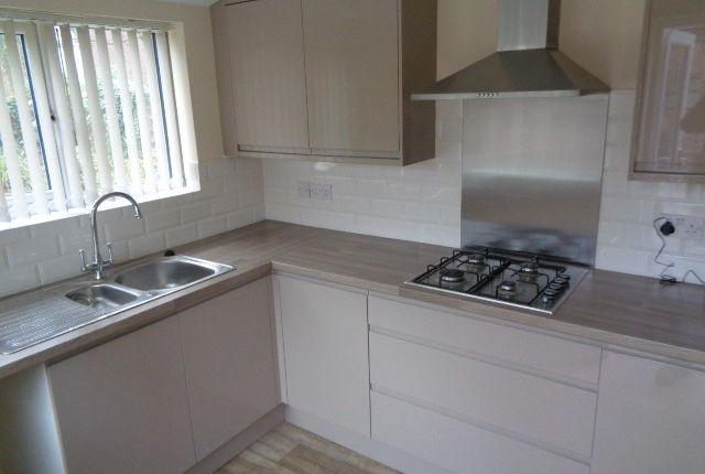 Thumbnail Semi-detached house to rent in Verdun Avenue, Salford, Lancashire