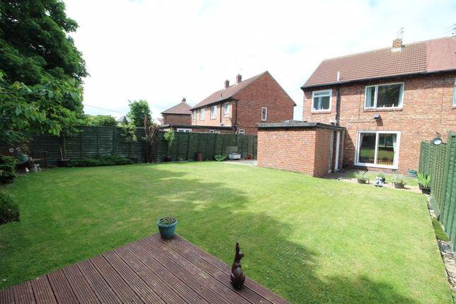 Thumbnail Semi-detached house for sale in Lulworth Avenue, Jarrow