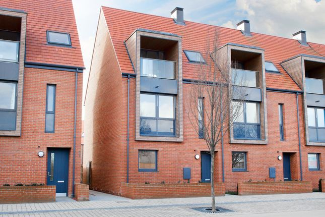 "Thumbnail End terrace house for sale in ""Snowdrop"" at Derwent Way, York"