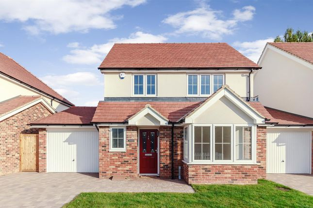 Thumbnail Detached house for sale in Brindles Close, Hutton, Brentwood