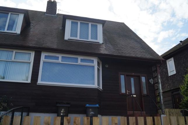 Thumbnail 3 bed semi-detached house to rent in Janesfield Manor, Auchinyell Road, Aberdeen