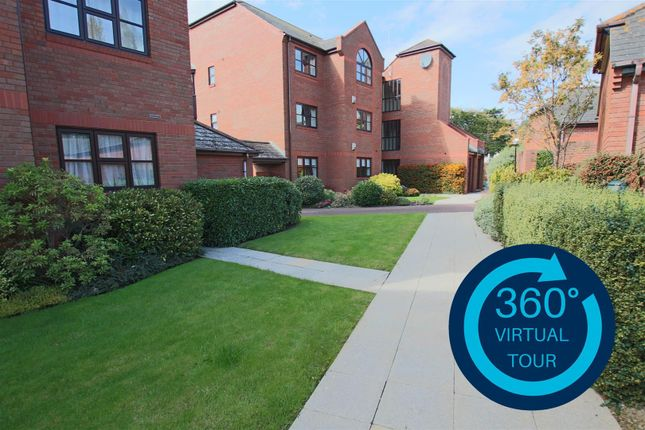 Thumbnail Flat for sale in Old Mill Close, St Leonards, Exeter