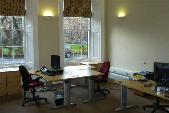 Serviced office to let in Rutland Square, Edinburgh