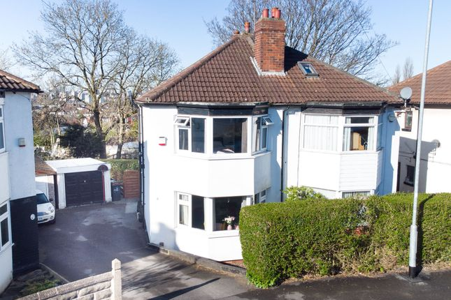 3 bed semi-detached house for sale in Easterly Avenue, Leeds LS8