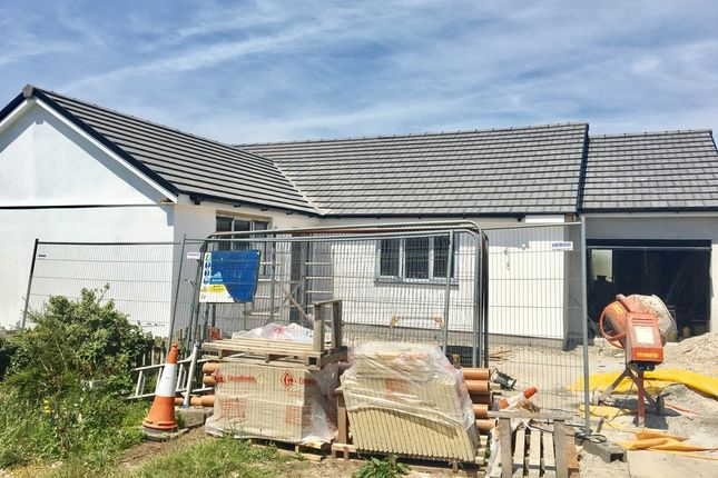 Thumbnail Detached bungalow for sale in Main Road, Rosudgeon, Penzance