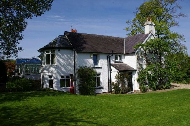 Thumbnail Detached house for sale in St, Georges Road, Abergele