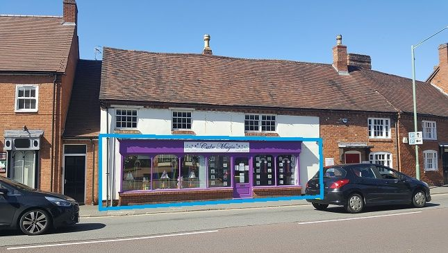 Thumbnail Leisure/hospitality to let in The Strand, Bromsgrove