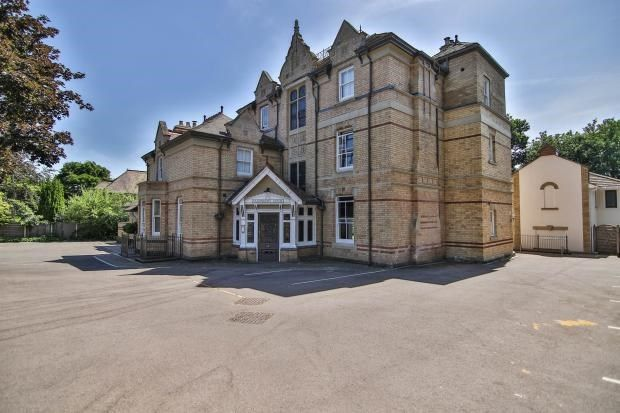 Thumbnail Flat for sale in Saxonbury House, 18-22, Lansdown Road, Abergavenny