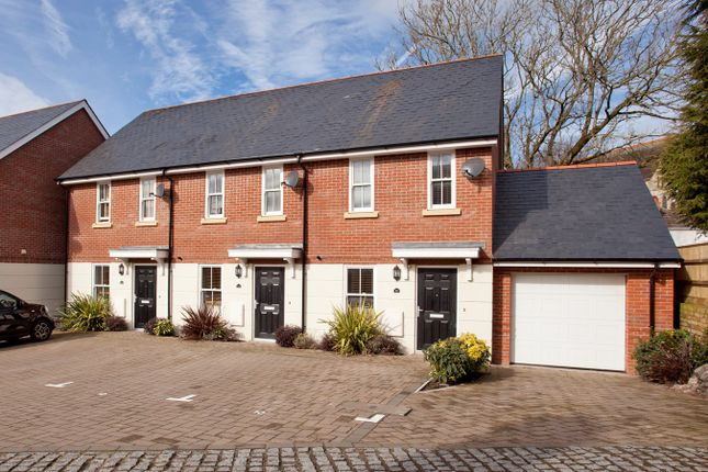 Thumbnail End terrace house for sale in Chalice Close, Ashley Cross, Poole