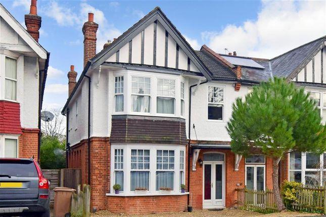 Thumbnail Semi-detached house for sale in Egmont Road, Sutton, Surrey