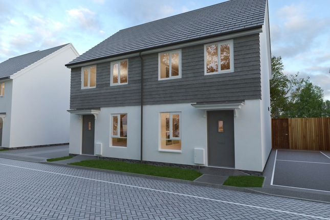 2 bed terraced house for sale in Ensign Way, Madron, Penzance, Cornwall