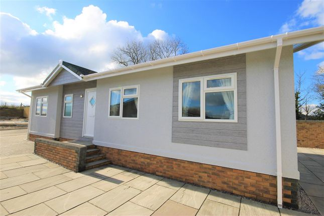 Thumbnail Detached bungalow for sale in Park Avenue, Cambrian Residential Park, Culverhouse Cross, Cardiff