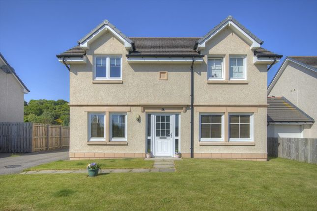 Thumbnail Detached house for sale in First Field Avenue, North Kessock, Inverness
