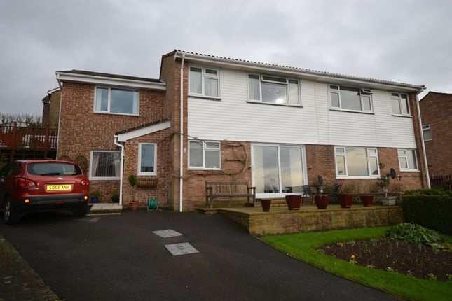Thumbnail Semi-detached house for sale in Limeway, Lydney
