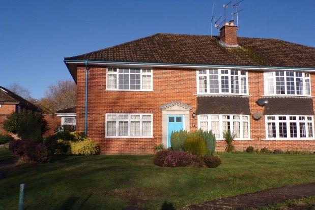 Thumbnail Flat to rent in Kings Close, Lyndhurst