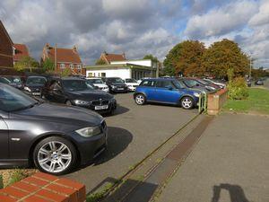 Thumbnail Parking/garage for sale in Peterborough Road, Eye