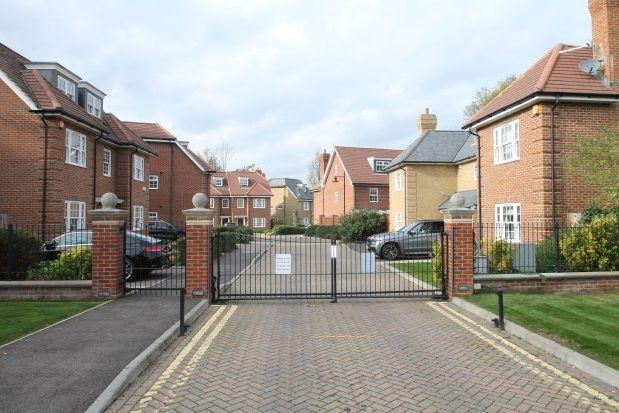 Thumbnail Property to rent in Century Way, Beckenham