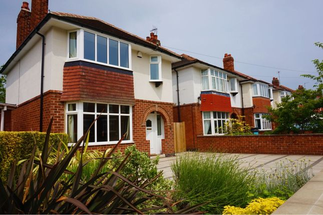 Thumbnail Detached house for sale in Hull Road, York