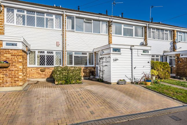2 bed terraced house for sale in Poulcott, Wraysbury TW19