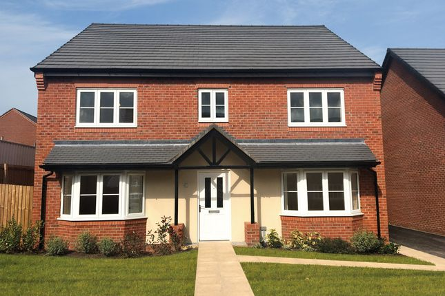 "Thumbnail Detached house for sale in ""The Winchester"" at Heron Way, Edleston, Nantwich"