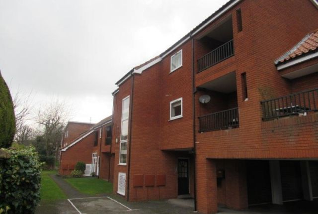 Thumbnail Flat to rent in Williamson Street, Lincoln