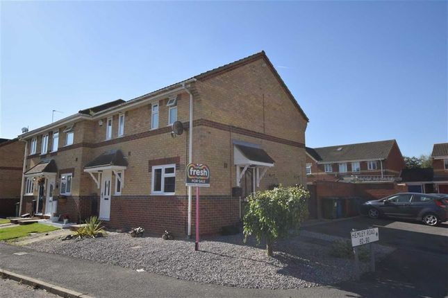 Thumbnail End terrace house for sale in Hemley Road, Orsett, Essex