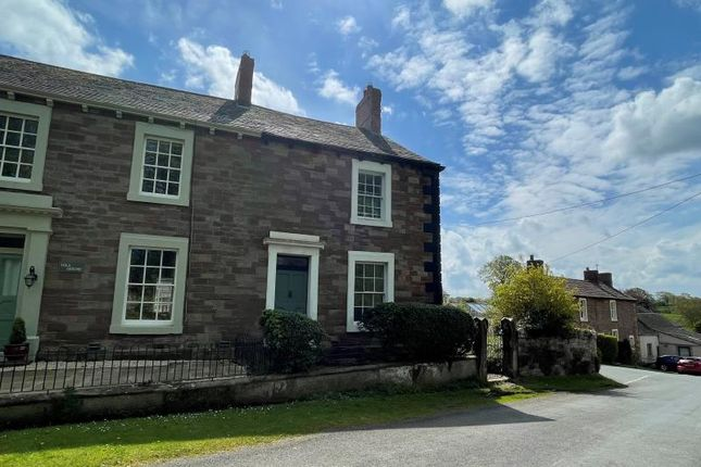 Thumbnail Cottage to rent in Hill Cottage, Curthwaite, Wigton