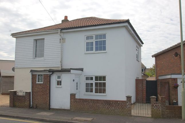 Thumbnail Semi-detached house for sale in Clayhall Road, Alverstoke, Gosport