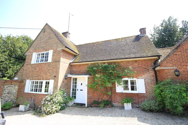 Thumbnail Detached house to rent in Church Lane, Easton, Winchester