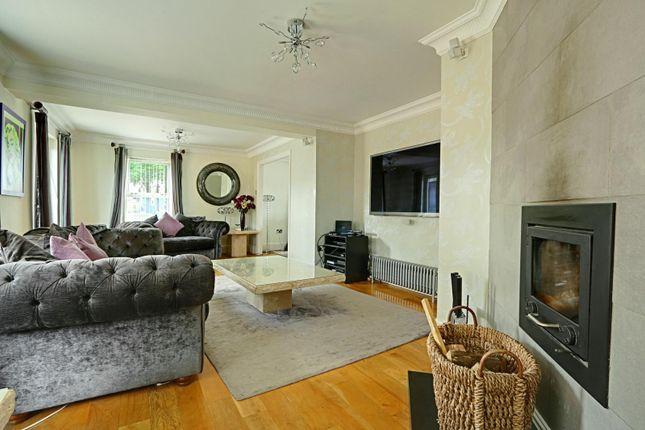 Thumbnail Detached house for sale in Riplingham Court, Riplingham Road, West Ella, Hull