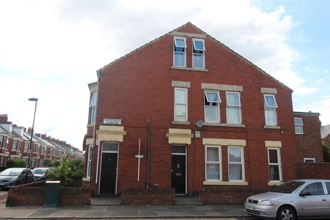 Thumbnail Flat for sale in Whitefield Terrace, Newcastle Upon Tyne