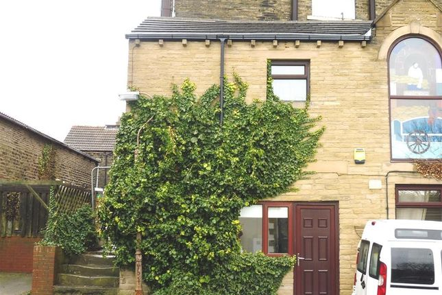 Thumbnail Flat to rent in Stone Hall Road, Eccleshill, Bradford
