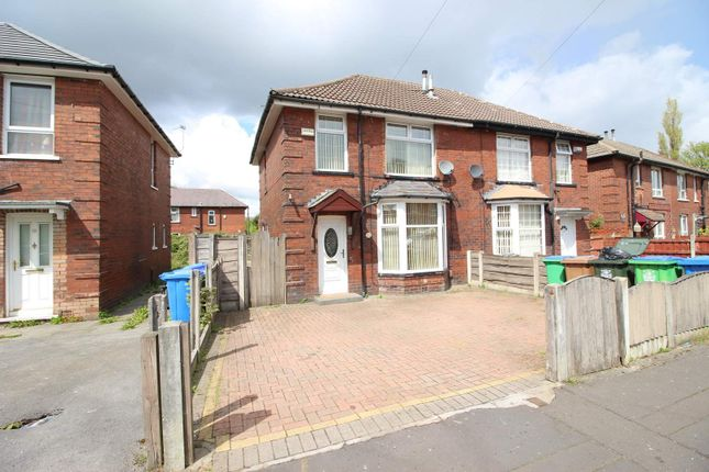 3 bed semi-detached house to rent in Darley Road, Queensway, Rochdale OL11