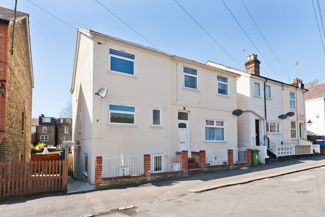 Thumbnail Semi-detached house to rent in Victoria Road, Redhill