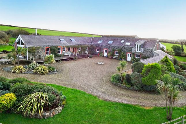 Thumbnail Barn conversion for sale in Fishguard