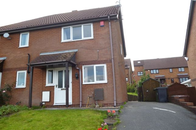 Thumbnail Semi-detached house to rent in Ibbetson Road, Churwell, Morley, Leeds