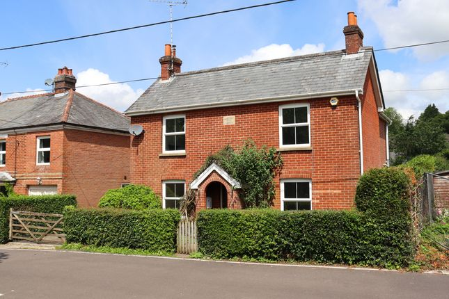 Thumbnail Detached house to rent in The Dene, Ropley, Alresford