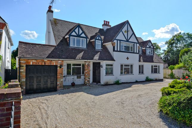Thumbnail Detached house for sale in Moffats Lane, Brookmans Park, Herts