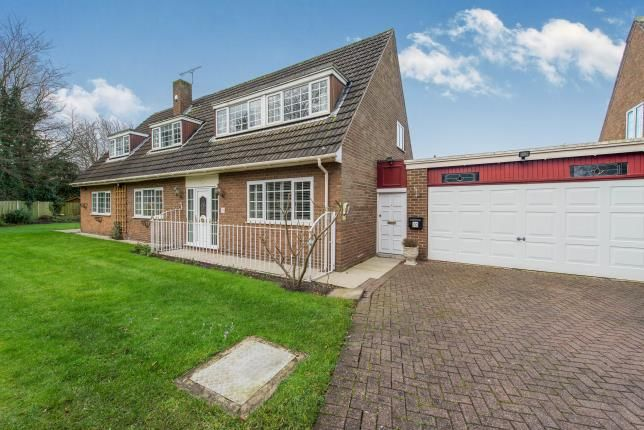 Thumbnail Detached house for sale in Ladypool, Hale Village, Liverpool, Cheshire