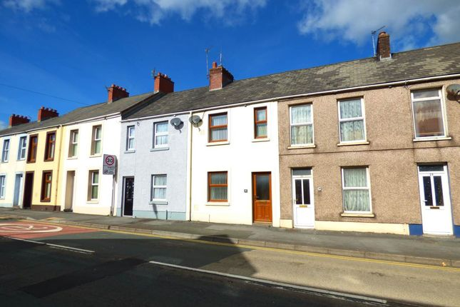 Thumbnail Property to rent in St Catherine Street, Carmarthen, Carmarthenshire