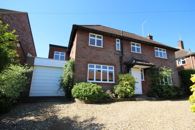Thumbnail Detached house to rent in Granby Avenue, Harpenden