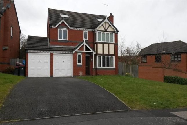 Thumbnail Detached house for sale in Kingfisher Way, Apley, Telford