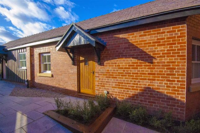 Thumbnail Semi-detached bungalow to rent in Whitfield Mews, Oswestry, Shropshire