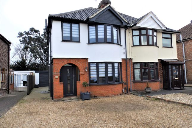 3 bed semi-detached house for sale in Heath Road, Ipswich IP4