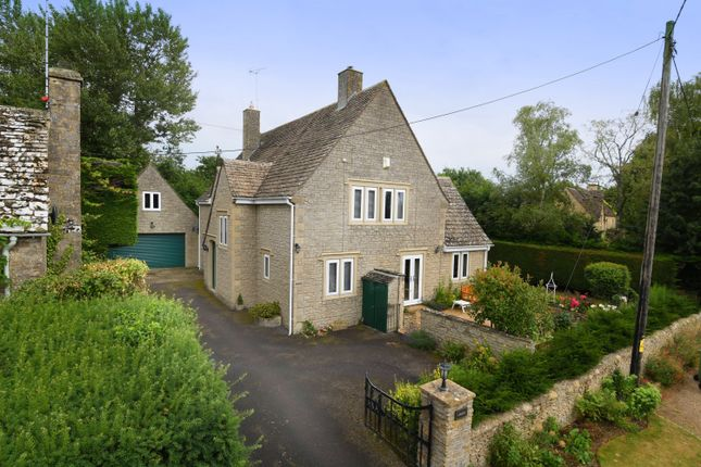 Thumbnail Detached house for sale in Indaba Ampney St Mary, Ampney St Mary, Cirencester