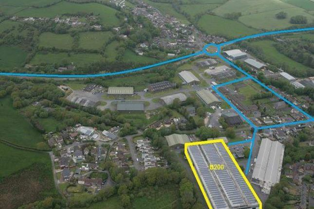 Thumbnail Industrial to let in B200, Stradey Business Park, Llangennech, Llanelli, 8Yp, Llanelli