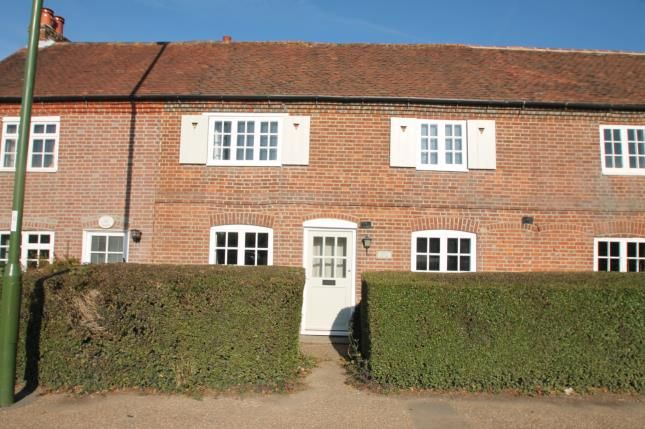 Thumbnail Terraced house for sale in Main Road, Fishbourne, Chichester, West Sussex