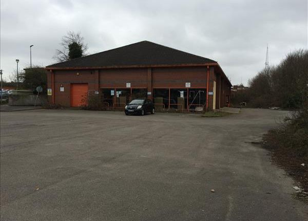 Thumbnail Light industrial to let in Lime Tree Place, Mansfield