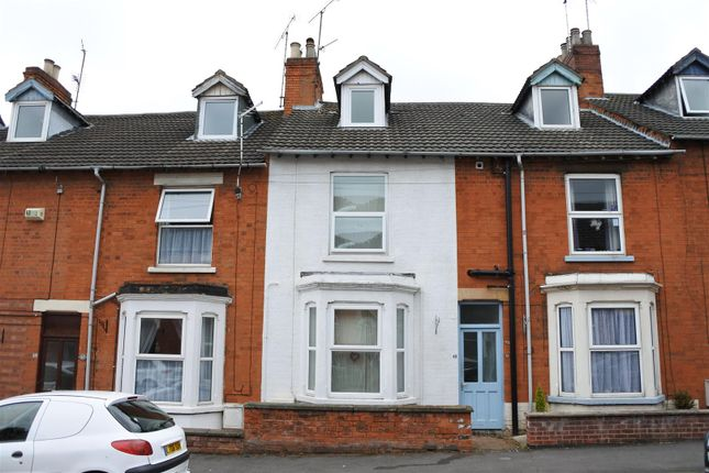 Terraced house for sale in Edward Street, Grantham